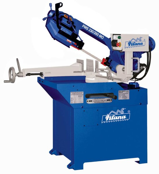 PMS 230/260 MO-Manual Horizontal Band Saw Image